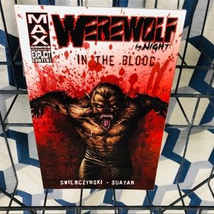 5 for $25| WEREWOLF BY NIGHT: IN BLOOD TPB